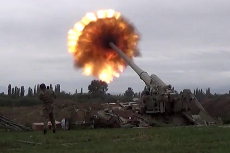 Azerbaijan-Armenia clashes over Nagorno-Karabakh escalate: Live | Asia | Al  Jazeera