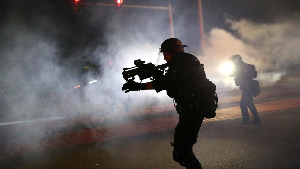 Oregon governor sending state police to Portland for protests - aljazeera