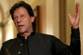 Imran Khan called on leaders from Muslim-majority states to band together to tackle 'rising Islamophobia' [File: Reuters]