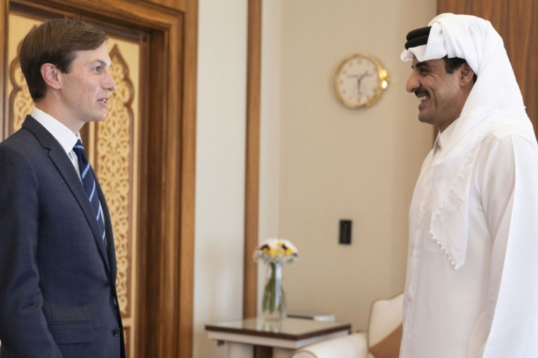 Trump Adviser Kushner And Team Heading To Qatar, Saudi Arabia