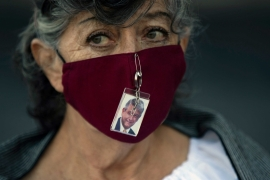 Mexico has the world's fourth-highest number of confirmed COVID-19 deaths [Fernando Llano/AP Photo]