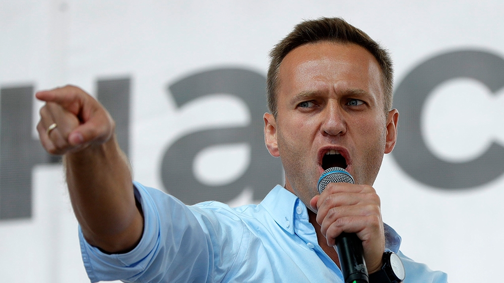 US warns of consequences if jailed Kremlin critic Navalny dies  image