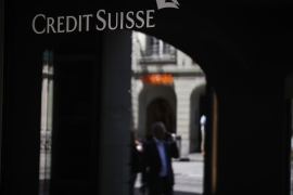 Swiss banking regulator Finma said it would start an enforcement action against Credit Suisse to look into potential violations and scrutinise how the bank's spying on a former employee was documented and controlled [File: Bloomberg]