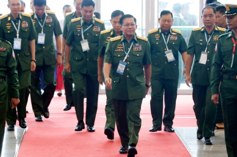Myanmar military gets billions from profitable business: Amnesty | Human  Rights News | Al Jazeera