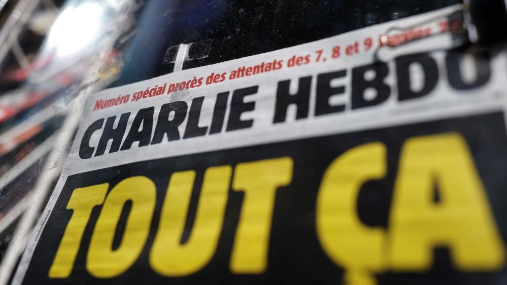Reprinting The Charlie Hebdo Cartoons Is Not About Free Speech France Al Jazeera