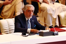 Afghanistan's Abdullah: There's no loser in a peaceful settlement