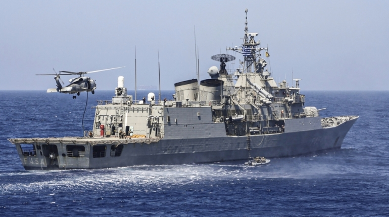 Turkey's deployment final month of a seismic analysis vessel accompanied by warships within the jap Mediterranean, close to Kastellorizo island, sparked the present disaster with Greece.