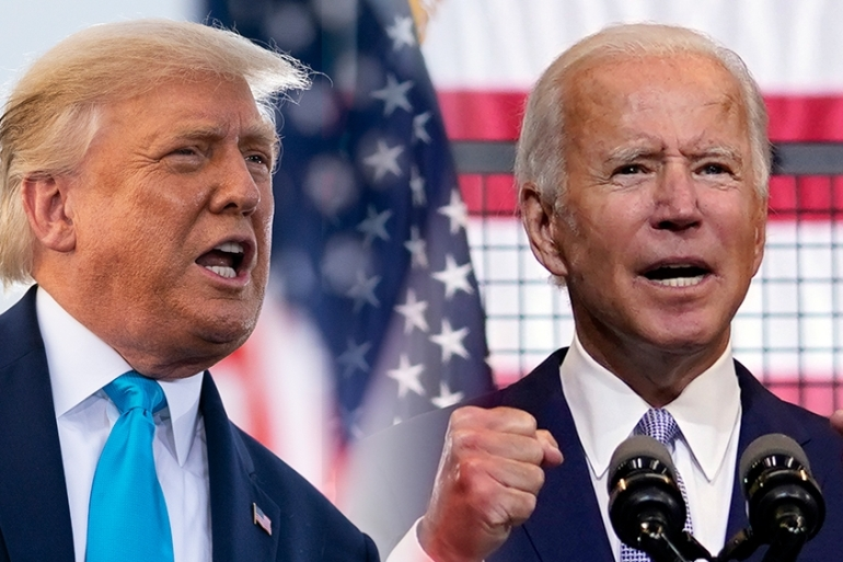 US elections live updates: Trump and Biden campaigns ramp up | US & Canada | Al Jazeera