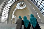 About five million Muslims live in Germany [File: Martin Meissner/AP)