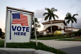 Florida is a diverse state that is home to voters from 'different cultures, languages and economic realities' [File: Julio Cortez/AP Photo]