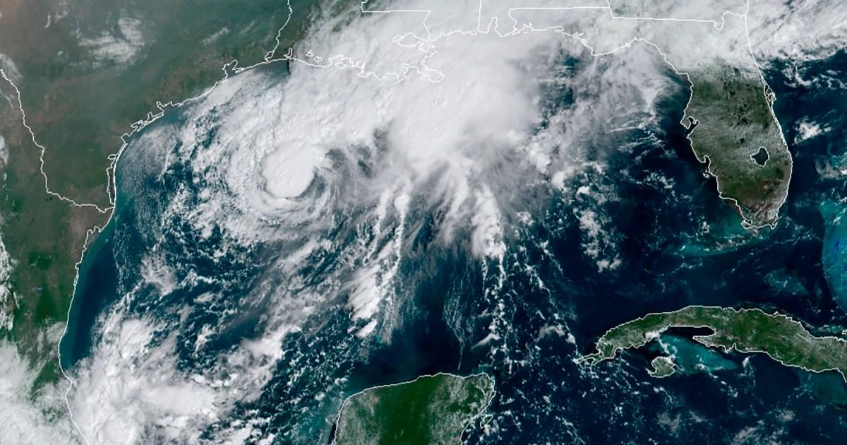 Beta weakens to tropical depression as it crosses Texas coast - aljazeera