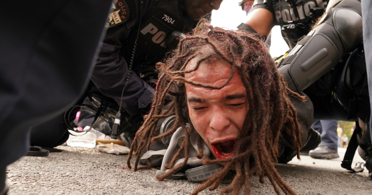 In Pictures: Protests in US after Breonna Taylor decision