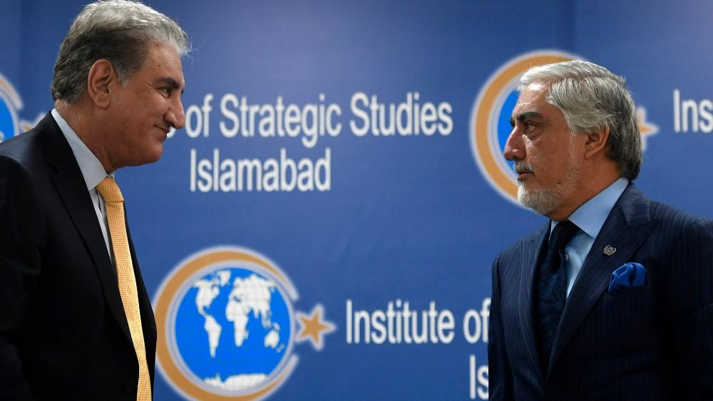 Pakistan ve Afganistan güvensizliği sona erdirmek için el sıkışıyor thumbnail