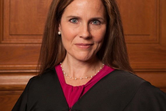 Amy Coney Barrett is a conservative jurist with both academic and appeals court credentials [File: Rachel Malehorn/Wikipedia]