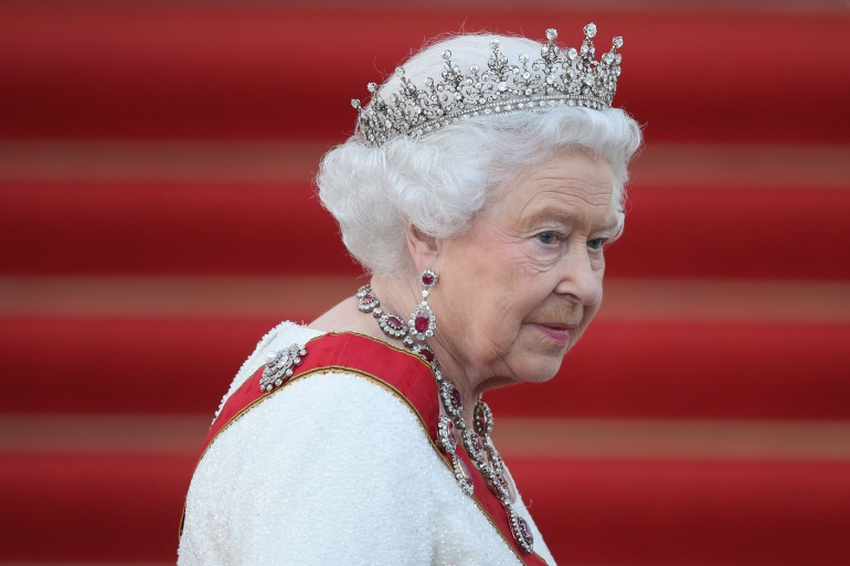 Queen Elizabeth II reports $45m hit in income amid pandemic ...