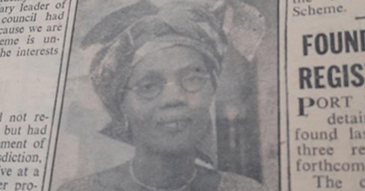 Remembering Funmilayo Ransome-Kuti: Nigeria's 'lioness of Lisabi' thumbnail
