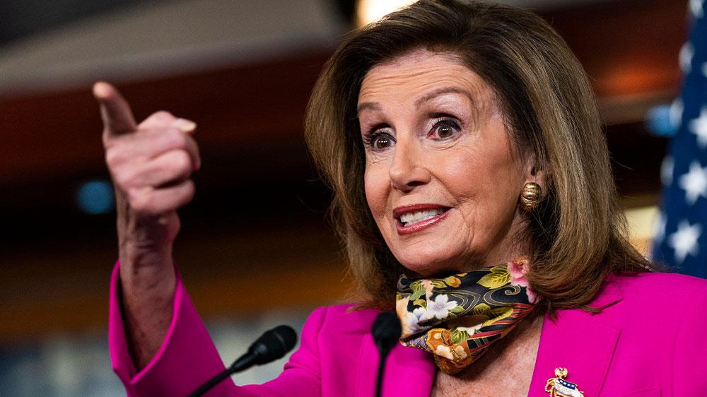 Down to the wire: Pelosi, Mnuchin talk pre-election stimulus deal thumbnail