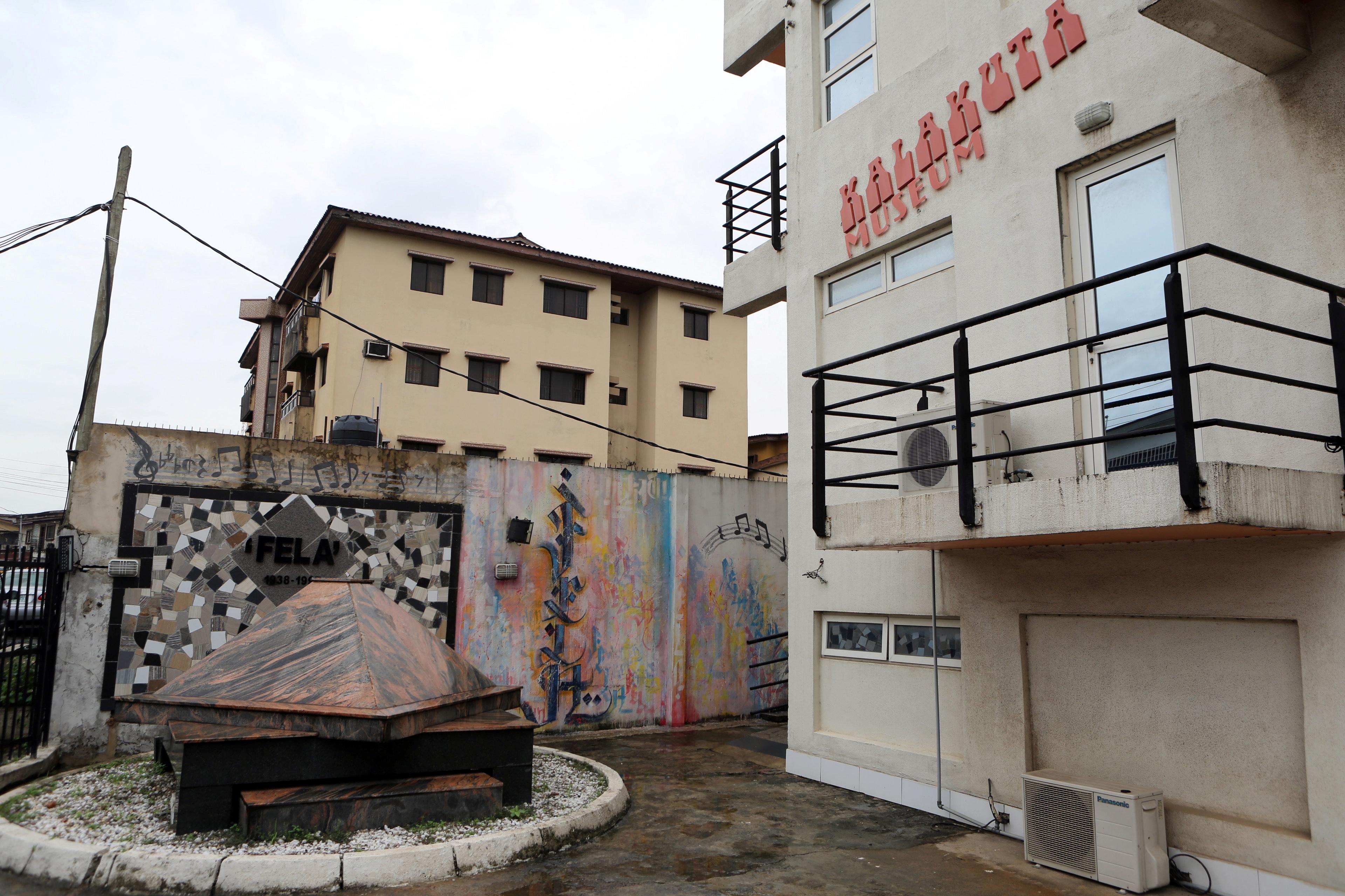 fela house