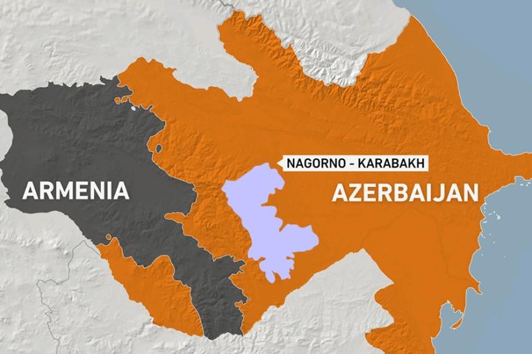 Nagorno-Karabakh dispute: Armenia, Azerbaijan standoff ...