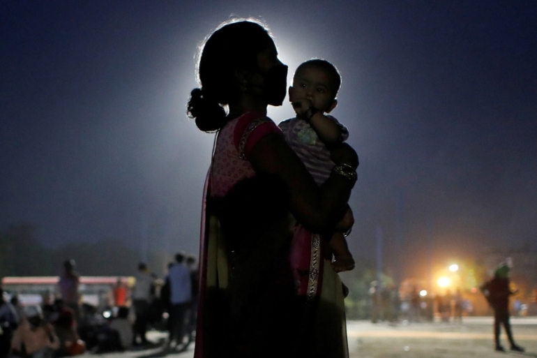 As COVID-19 spread and hospitals began to buckle, more hardship cases involving pregnant women have come to light [File: Adnan Abidi/Reuters]