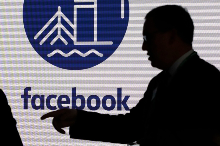 Facebook says the operation centred around a pseudo media organisation called Peace Data [File: Elise Amendola/AP Photo]