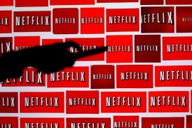 Streaming platforms such as Netflix will now come under the jurisdiction of the information and broadcasting ministry [File: Mike Blake/Reuters]