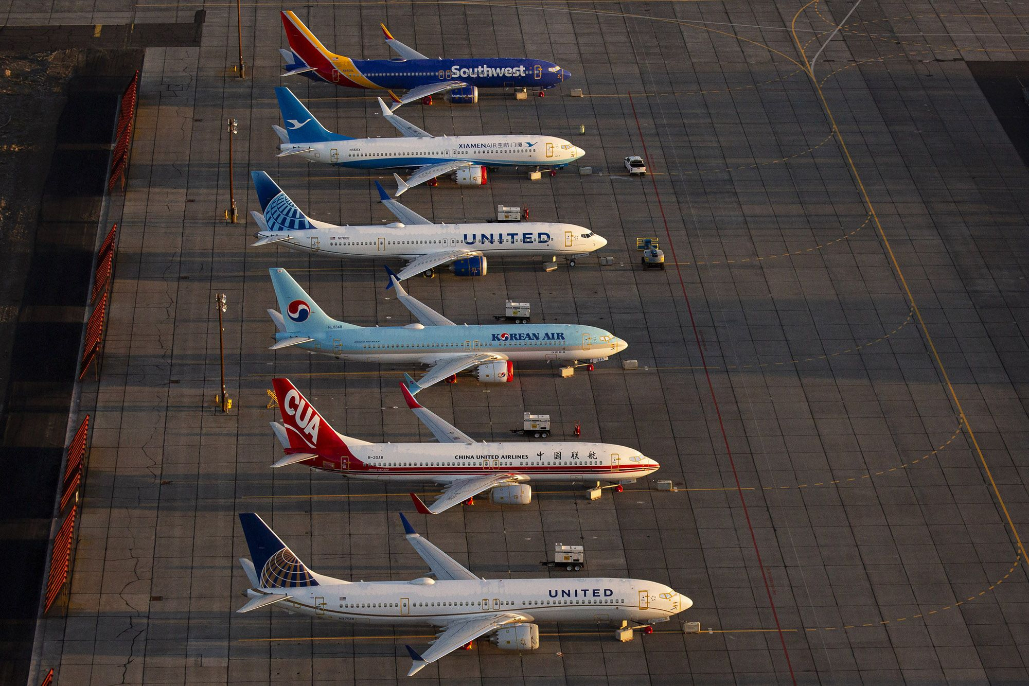 Evaluators Wrap Up Work as FAA Head Preps to Fly Max