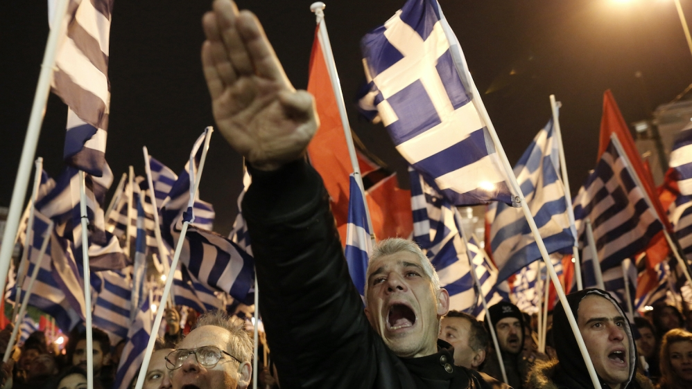 Court Finds Greek Neo-Nazi Party a Criminal Group in Landmark Ruling""