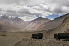 China and India have agreed to quickly disengage from a standoff at the countries' disputed border in the Himalayas [File: Manish Swarup/AP Photo]