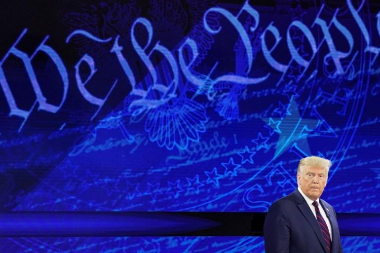 Us Election Updates Trump Grilled By Pennsylvania Voters Us Canada Al Jazeera
