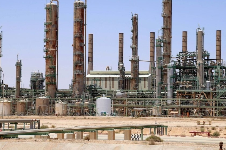 The amount of extra oil Libya can export will depend in part on how quickly it can fix wellheads, pipelines and storage tanks that have been neglected or damaged during the conflict [File: Bloomberg]