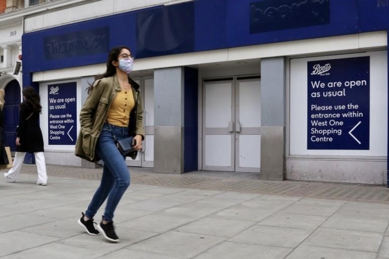 Uk Risks New Lockdown As Covid 19 Cases Hit Peak Since May Live Coronavirus Pandemic News Al Jazeera