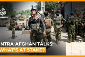 What's at stake in the intra-Afghan talks? [Daylife]
