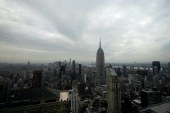 The Empire State Building and Manhattan skyline are seen in New York City, New York, United States [File: Reuters]