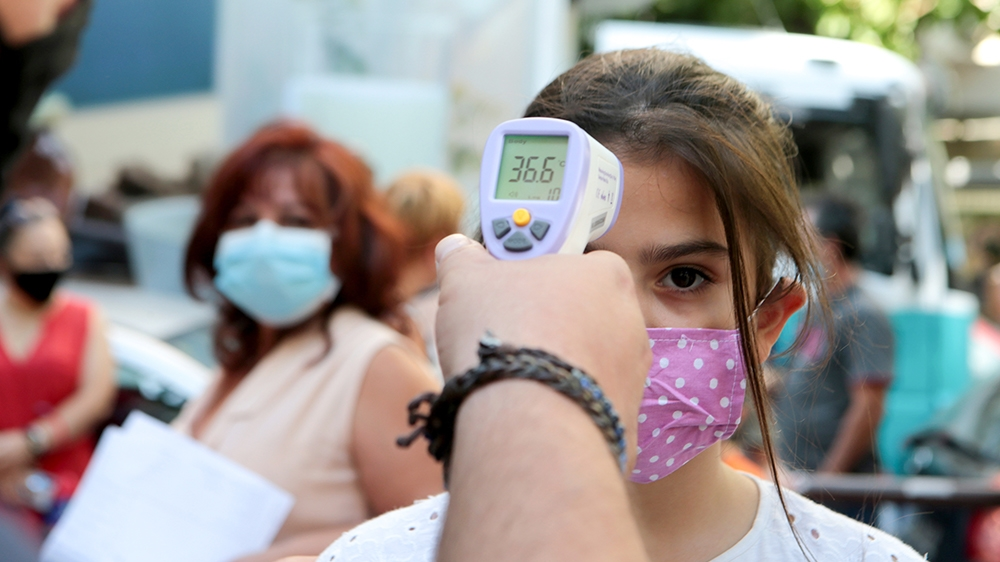 www.aljazeera.com: Athens restrictions tightened as coronavirus spreads: Live news