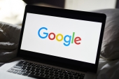 Google said advertisers will not be able to run advertisements referencing candidates, the election or its outcome, according to an email seen by Bloomberg News [File: Gabby Jones/Bloomberg]