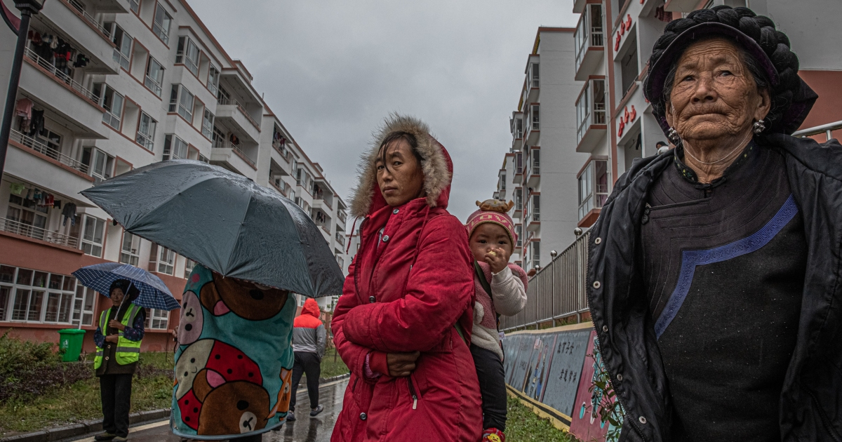 In Pictures: China's poverty alleviation