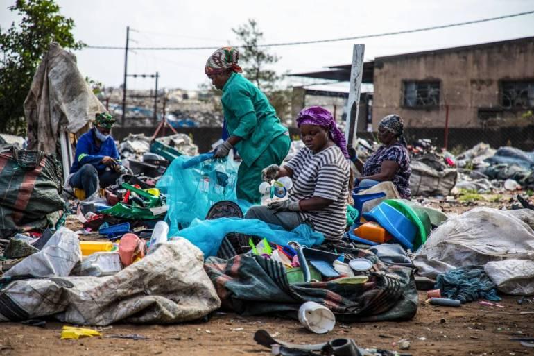 Toxins in plastic blamed for health, environment hazards   Climate Change  News   Al Jazeera