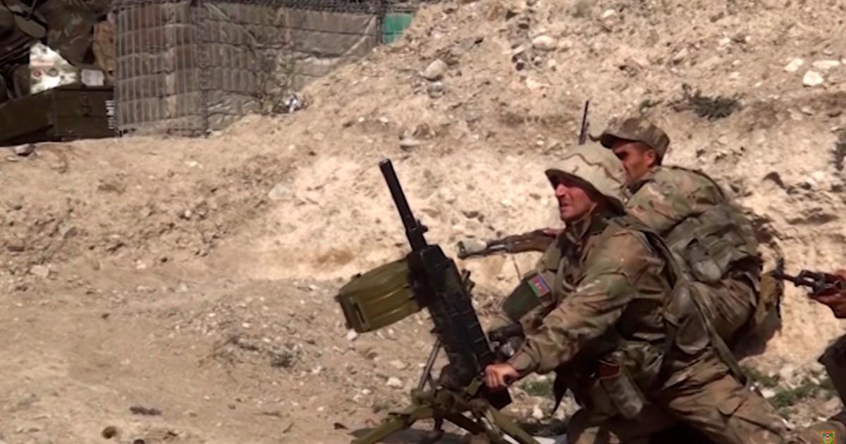 More troops killed as clashes rage in Nagorno-Karabakh – Al Jazeera English