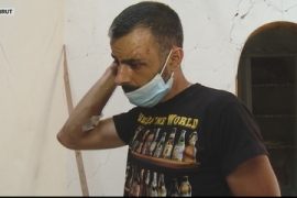 'We lost everything': Beirut explosion survivor