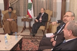US sanctions Lebanese allies of Hezbollah for first time
