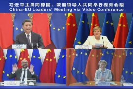 China, EU push for greater economic relations