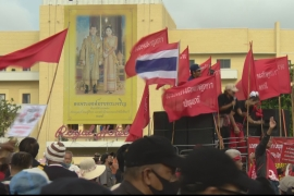 Thailand pro-democracy movement gains momentum
