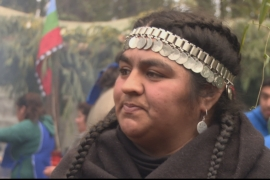 Indigenous group escalating tactics to take back land