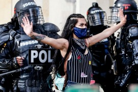 Bogota: Clashes over police brutality continue in Colombia
