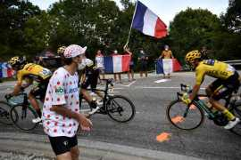 Cycling through COVID-19 outbreak: Challenges for Tour de France