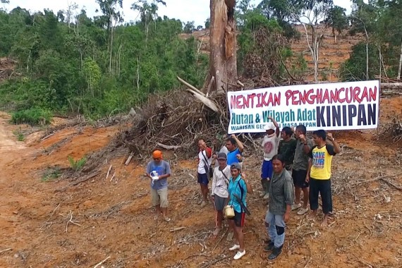 Indigenous people sceptical of Indonesia mapping project