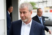 The Russian oligarch Roman Abramovich was granted Israeli citizenship in 2018 and has donated generously to Israel [File: Anthony Anex/EPA]