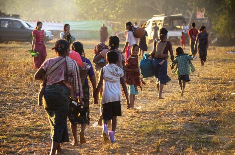 International donors pledge nearly $600m to support Rohingya