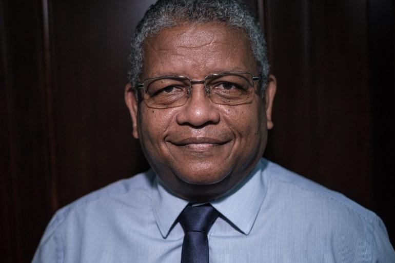 Wavel Ramkalawan of the Seychelles Democratic Alliance lost the 2015 poll by 193 votes [Yasuyoshi Chiba/AFP/